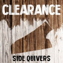 Clearance - Side Quivers