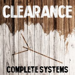 Clearance - Complete Systems