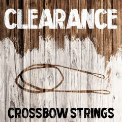 Clearance - Crossbow Strings