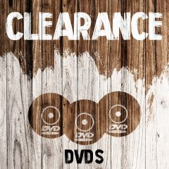 Clearance - DVD's