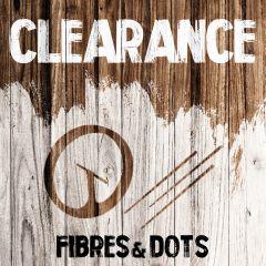 Clearance - Fibres & Dots