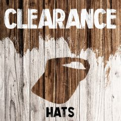 Clearance - Hats