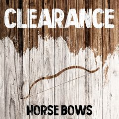 Clearance - Horse Bows