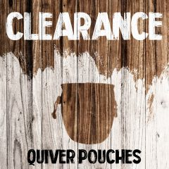 Clearance - Quiver Pouches