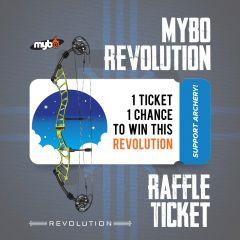 Mybo Revolution Raffle Ticket