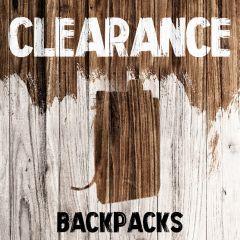 Clearance - Backpacks