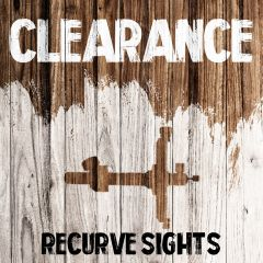 Clearance - Recurve Sights