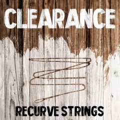 Clearance - Recurve Strings
