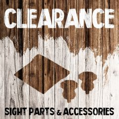 Clearance - Sight Parts & Accessories