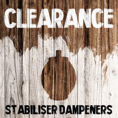 Clearance - Stabiliser Dampeners