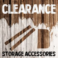 Clearance - Storage Accessories