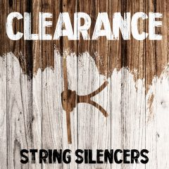 Clearance - String Silencers