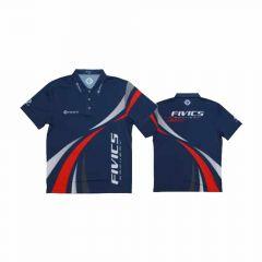 Fivics T- Shirt 2020 - Navy
