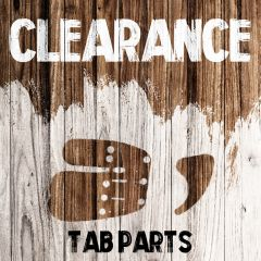 Clearance - Tab Parts