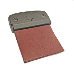 Fairweather Barebow Tab Plates and Leather