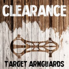 Clearance - Target Armguards