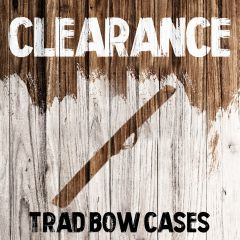 Clearance - Traditional Bow Cases