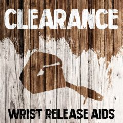 Clearance - Wrist Release Aids