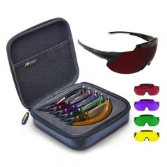 X-Sight 2RX Shooting Glasses - Outdoor 5 Lens Set