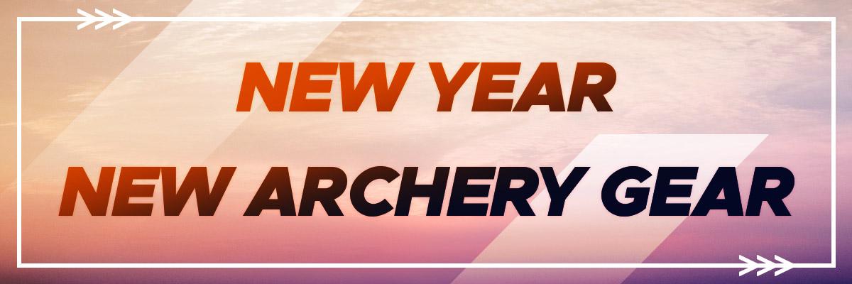 New Year, New Archery Gear