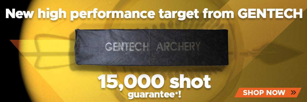 Gentech 125 Compressed Foam Target