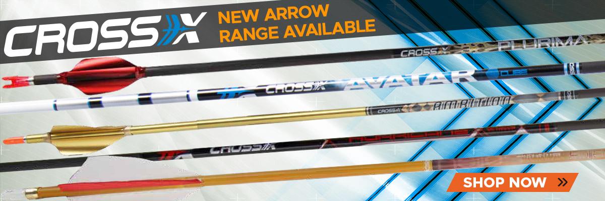 Cross-X New Arrow Range