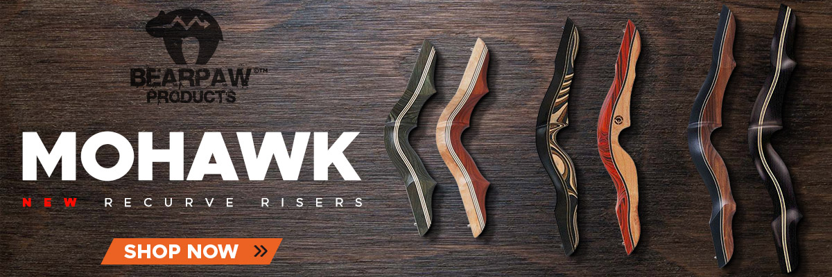 Bearpaw New Mohawk Risers