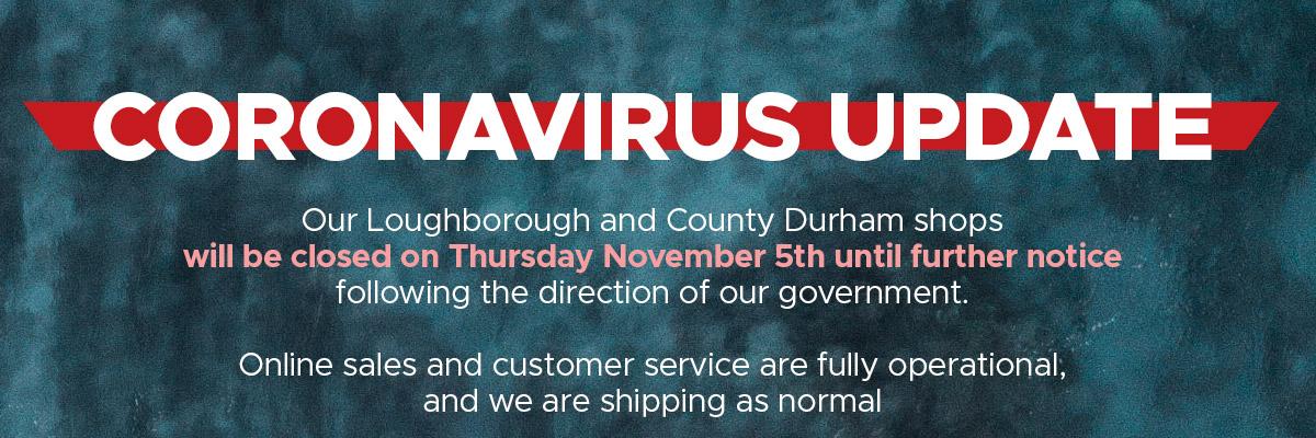 Coronavirus Update November 2020