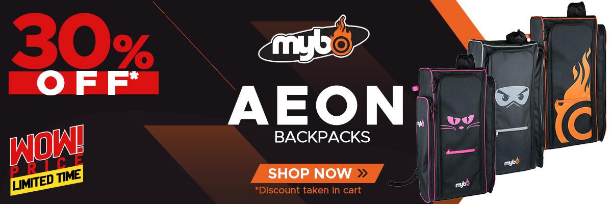 Weekly Wow - Mybo Aeon Backpacks 30% Off