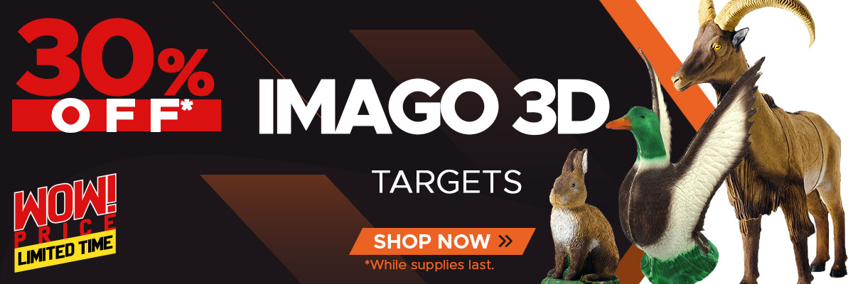 Weekly Wow - Imago 3D Targets 30% Off