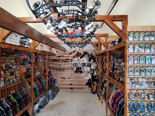 Archery Shop County Durham