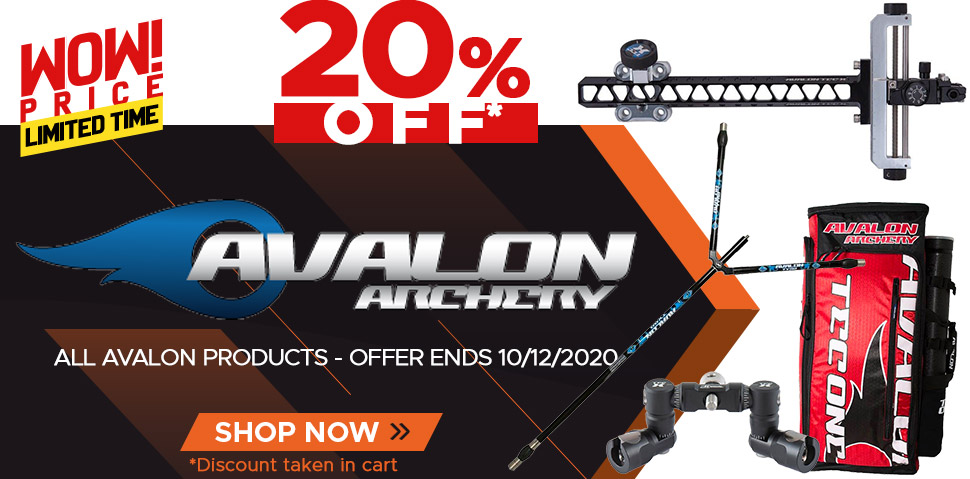 All Avalon Products - 20% Off