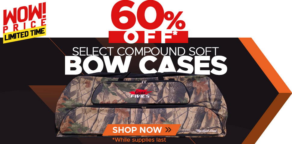 Compound Soft Bow Cases