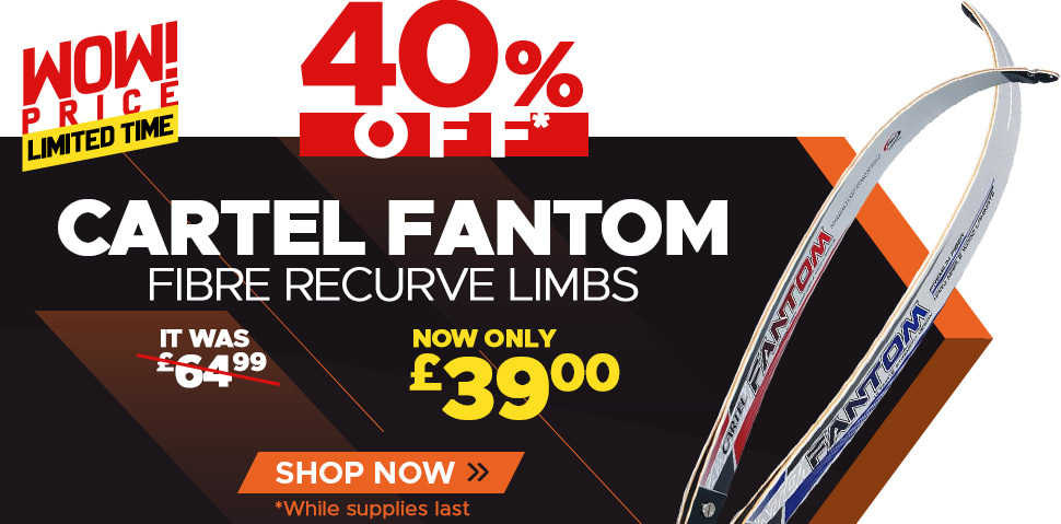 Cartel Fantom Fibre Limbs