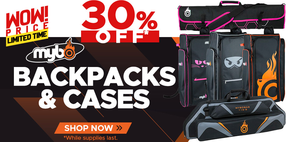 Mybo Backpack and Cases - 30% Off