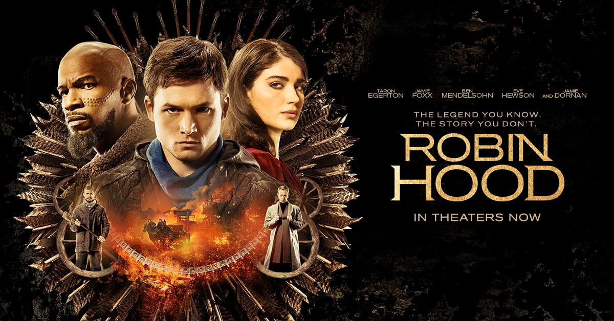 Robin Hood 2019 Review